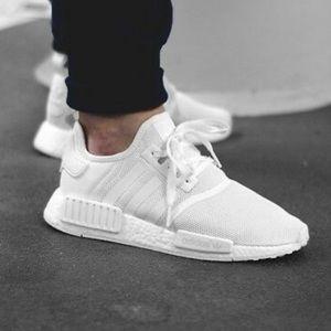 Adidas RMD R1 Triple Wht Japan Ultraboost Sneakers